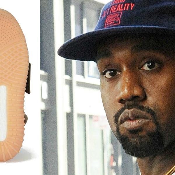 Buty YEEZY BOOST 750 LIGHT BROWN, efekt współpracy Adidas i Kanye Westa. Model na sezon jesień-zima 2016