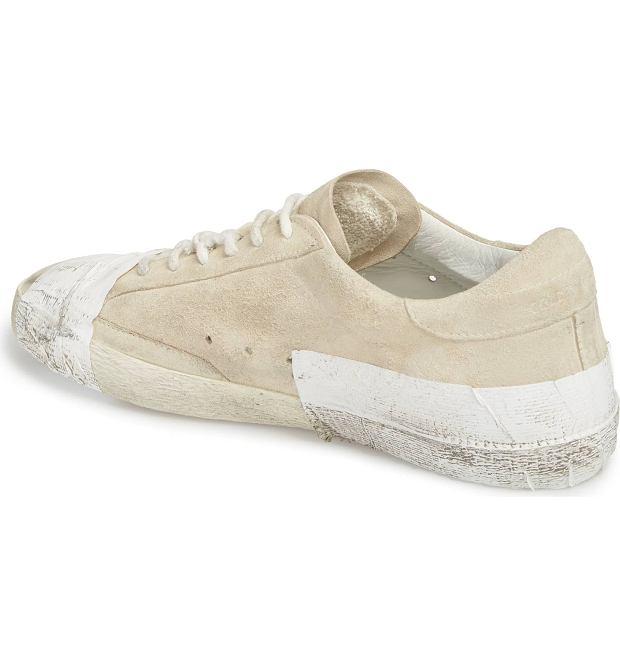 Golden Goose sprzedaje zniszczone buty
