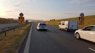 Rozpoczął się remont autostrady A4