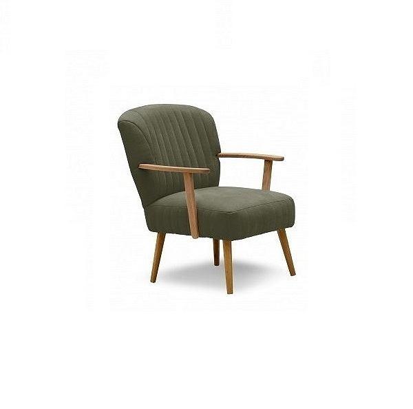 Fotel Vallmor idealnie sprawdzi się jako ozdoba salonu