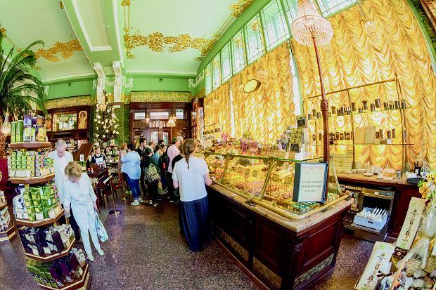 Delikatesy Jenisiejewa w Petersburgu