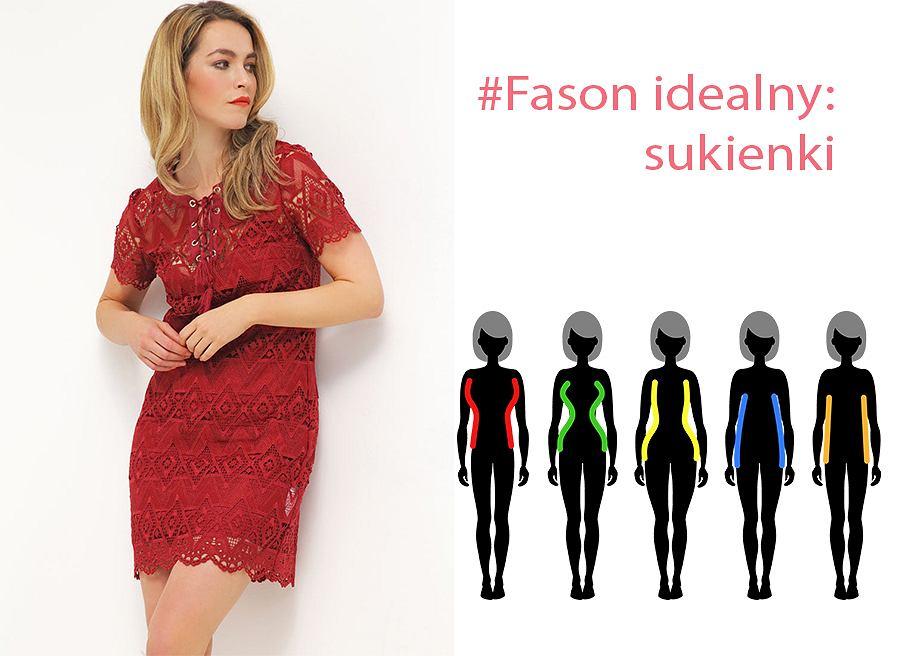 e312bada78a1a0 #Fason idealny: jak dobrać sukienkę do figury
