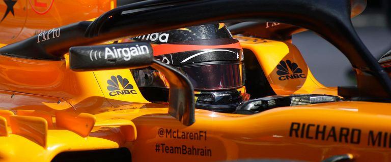 Formuła 1. Vandoorne: Nie koncentruję się na jak najszybszym powrocie do F1