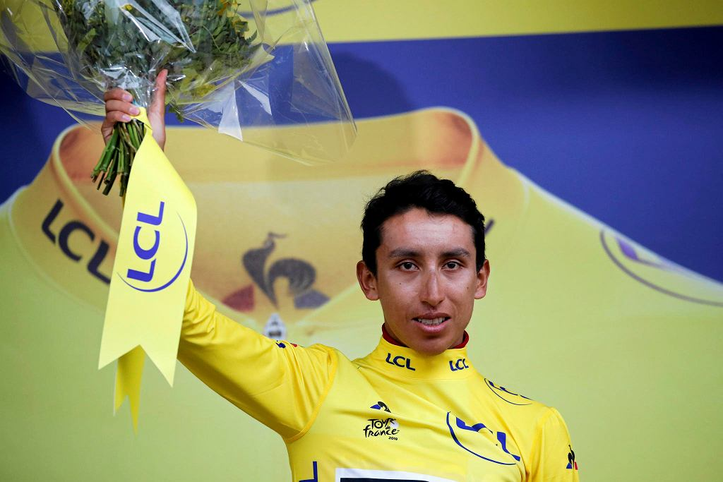 Tour de France 2019. Egan Bernal