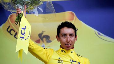Tour de France 2019. Egan Bernal