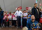 Andrzej Duda na Pomorzu walczy o elektorat Bosaka