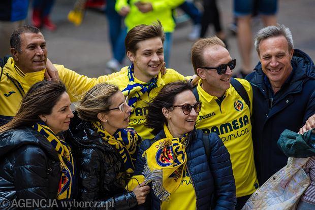Zdjęcie numer 0 w galerii - Finał Ligi Europy. Kibice Manchestru United i Villarrealu bawią się na ulicach Gdańska [ZDJĘCIA]