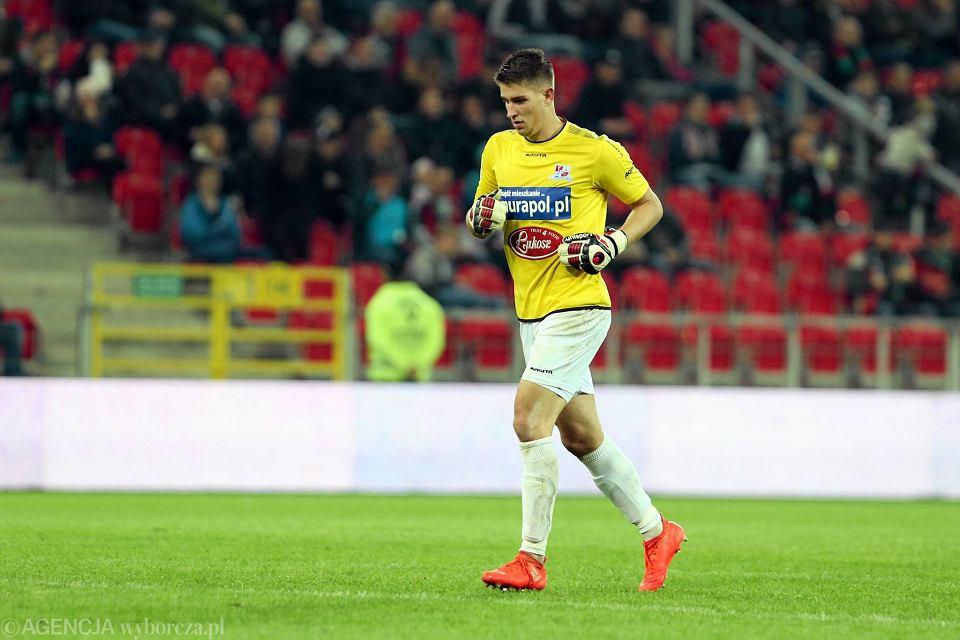 Rafał Leszczyński przepuścił dwa gole