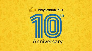 10 lat PS Plus