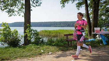 Patrycja Bereznowska, Maraton Wigry