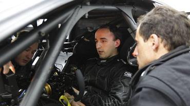 Kubica po testach DTM