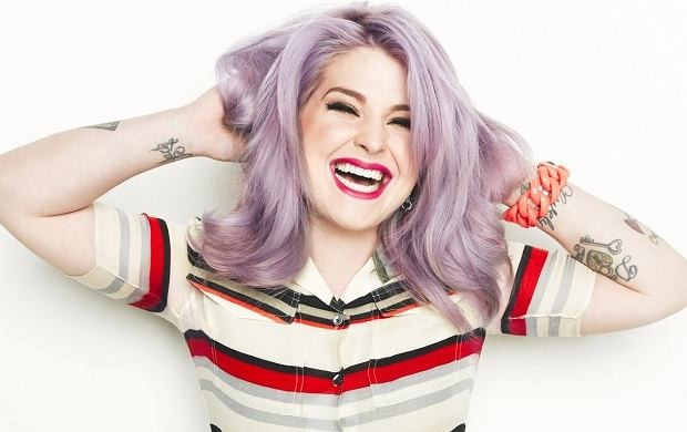 E! BRAND SHOOT -- Fasion Police -- Pictured: Kelly Osbourne -- (Photo by: Timothy White/E!