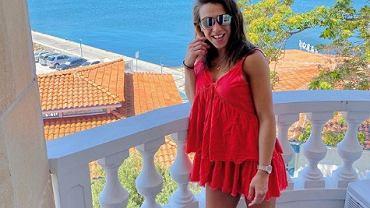 Joanna Jędrzejczyk na wakacjach w Bułgarii