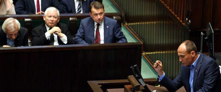 Wspólne wystąpienie Jarosława Kaczyńskiego i Pawła Kukiza [NA ŻYWO]