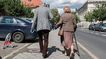 Emerytury stażowe. 'Solidarność' i Andrzej Duda przedstawią projekty. Na zdjęciu Andrzej Duda