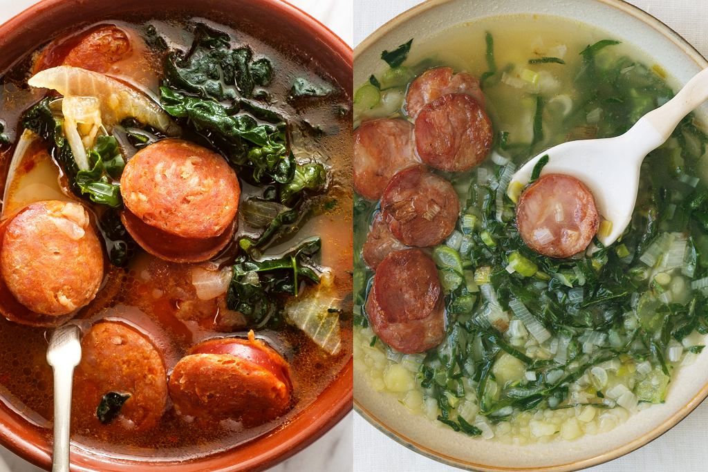 Niemcy vs. Portugalia. Która zupa lepsza?