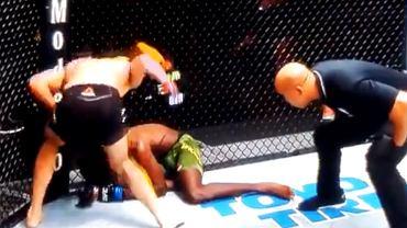 Luque dopisał kolejną wygraną w UFC