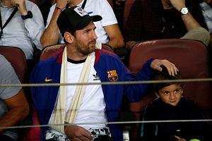 Messi Ręka Sportpl Najnowsze Informacje Piłka Nożna