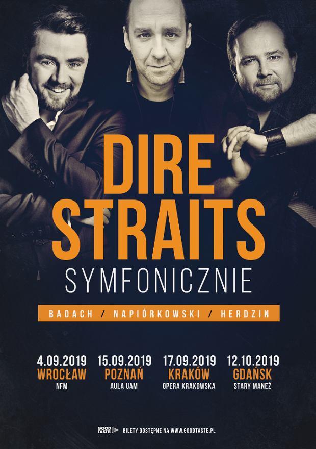 Dire Straits Symfonicznie: Badach / Herdzin / Napiórkowski