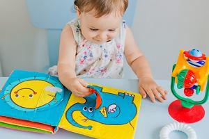 Książeczka sensoryczna. Dlaczego warto zapoznać z nią najmłodszych?