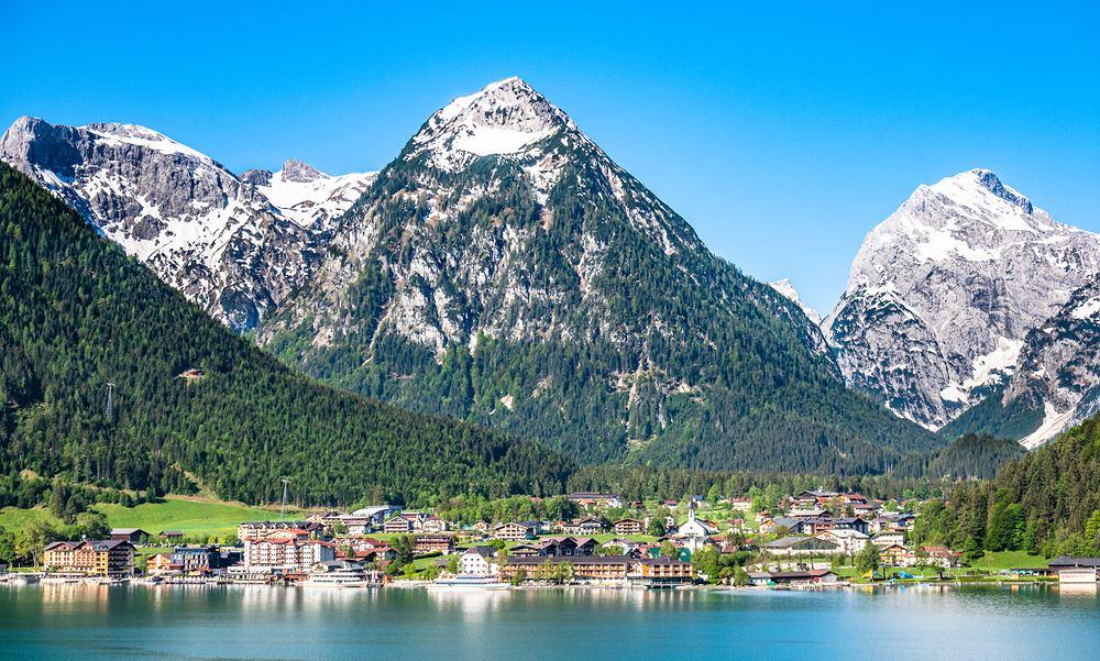 Jezioro Achensee