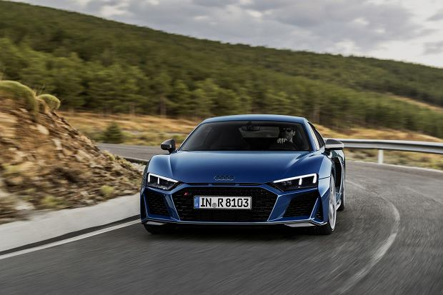 Nowe Audi R8 - czas na lekkie zmiany
