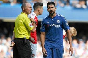 Premier League. Diego Costa zawieszony na trzy mecze