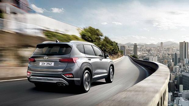 Nowy Hyundai Santa Fe 2018