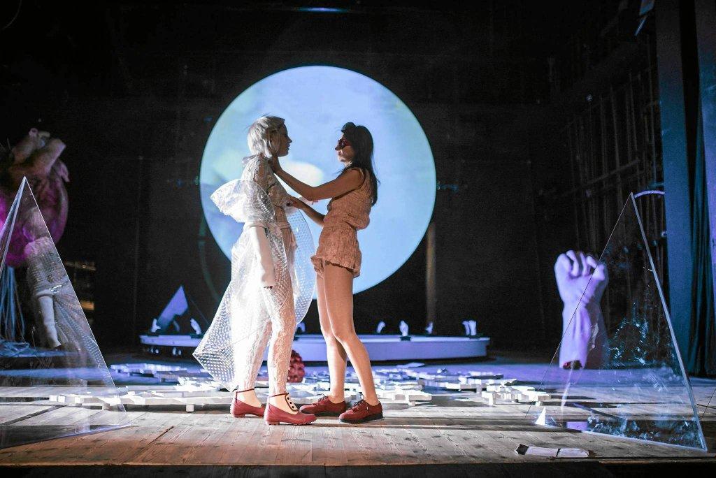 'Hamlet' w reżyserii Krzysztofa Garbaczewskiego / MATERIAŁY PRASOWE