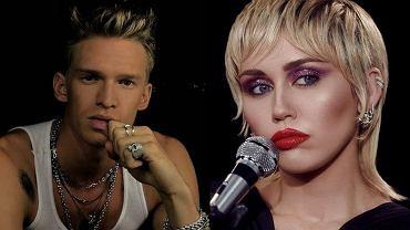 Miley Cyrus i Cody Simpson się rozstali