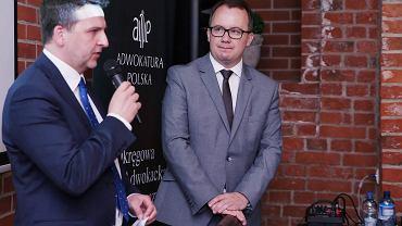 Spotkanie Adama Bodnara z adwokatami w Bydgoszczy