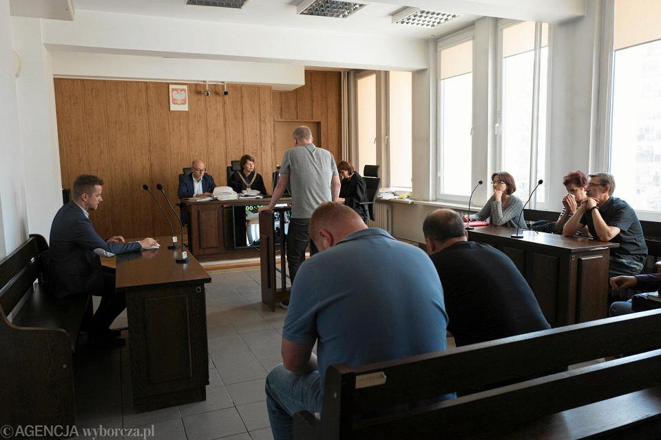 Licytacja mieszkania kupionego na kredyt we frankach szwajcarskich w Sądzie Rejonowym w Warszawie