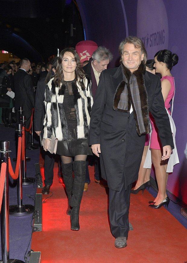 Dominika Kulczyk i Jan Kulczyk