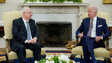 Biden US Israel