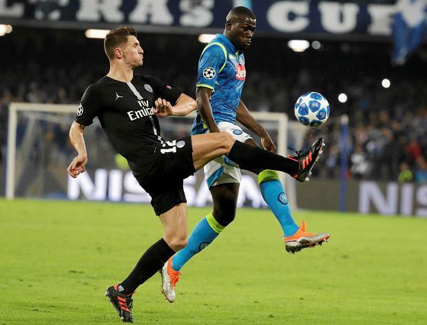 Liga Mistrzów. Napoli zremisowało z PSG