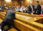 Proces Pistoriusa. Biegacz miał mdłości, słysząc szczegóły sekcji zwłok