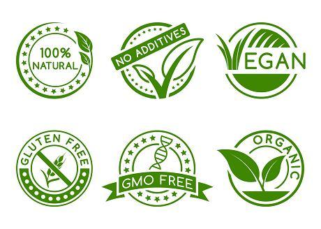 Bez GMO, Bio, Fair Trade, UTZ