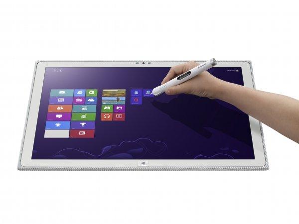 Zdjęcie numer 1 w galerii - Tablet gigant od Panasonica