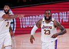 Kapitalny występ LeBrona Jamesa! Czwarty taki zawodnik w historii NBA. Lakersi śrubują rekord
