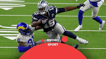 Mecz Dallas Cowboys - LA Rams