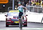 Lennard Kamna wyszarpał zwycięstwo na 16. etapie Tour de France. Fenomenalny Roglić nadal liderem