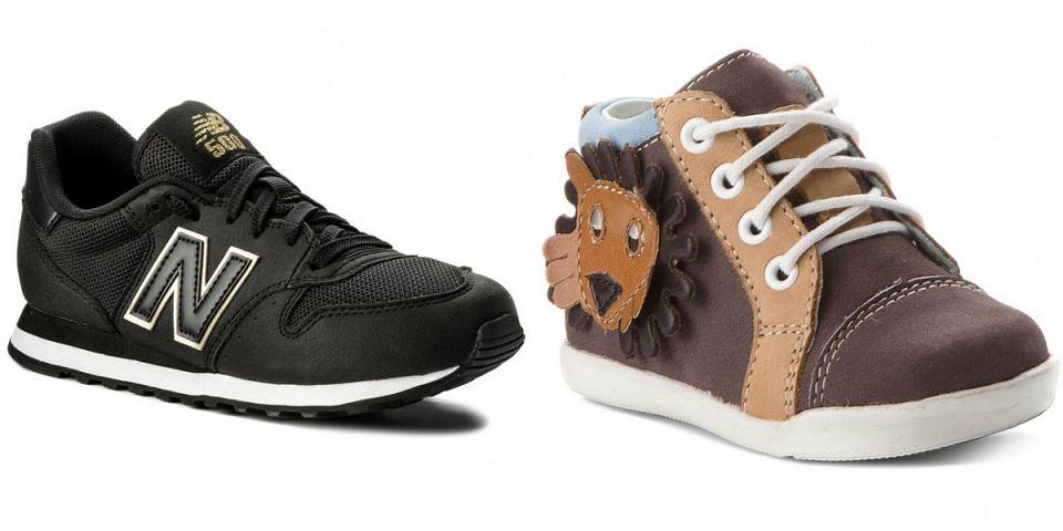 buty na jesień chłopięce