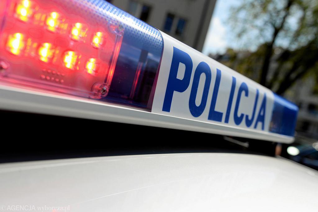 Policja (zdj.ilustracyjne)