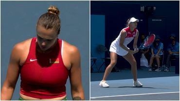 Aryna Sabalenka - Magda Linette, tenis, IO Tokio