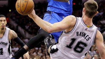 Mistrzowie NBA, San Antonio Spurs pokonali Dallas Mavericks