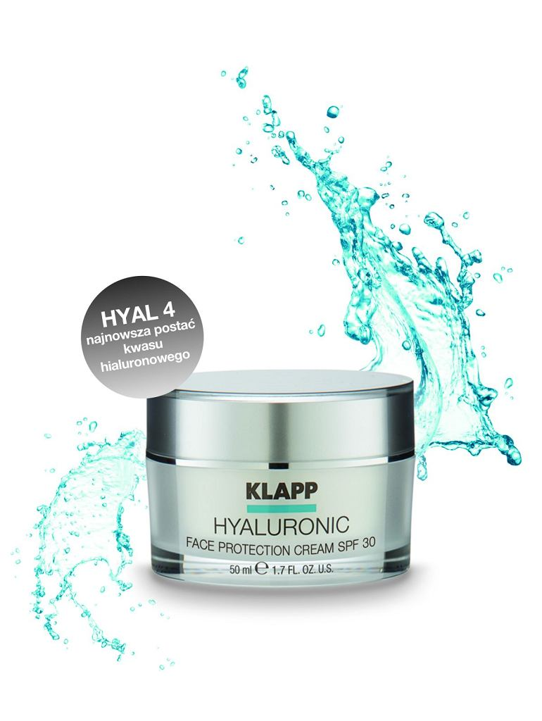 Hyaluronic Face Protection Cream