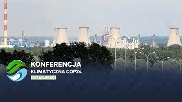 Konferencja klimatyczna COP24 w Katowicach. KE chce ograniczyć emisję CO2 do zera do 2050 roku