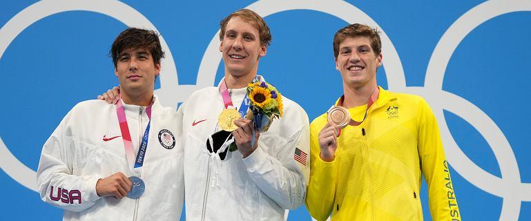 """Szef MKOl-u grzmi po zachowaniu pływaków na igrzyskach w Tokio. """"Będą kary"""""""