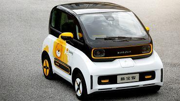 Baojun i Xiaomi stworzyli elektryczne auto