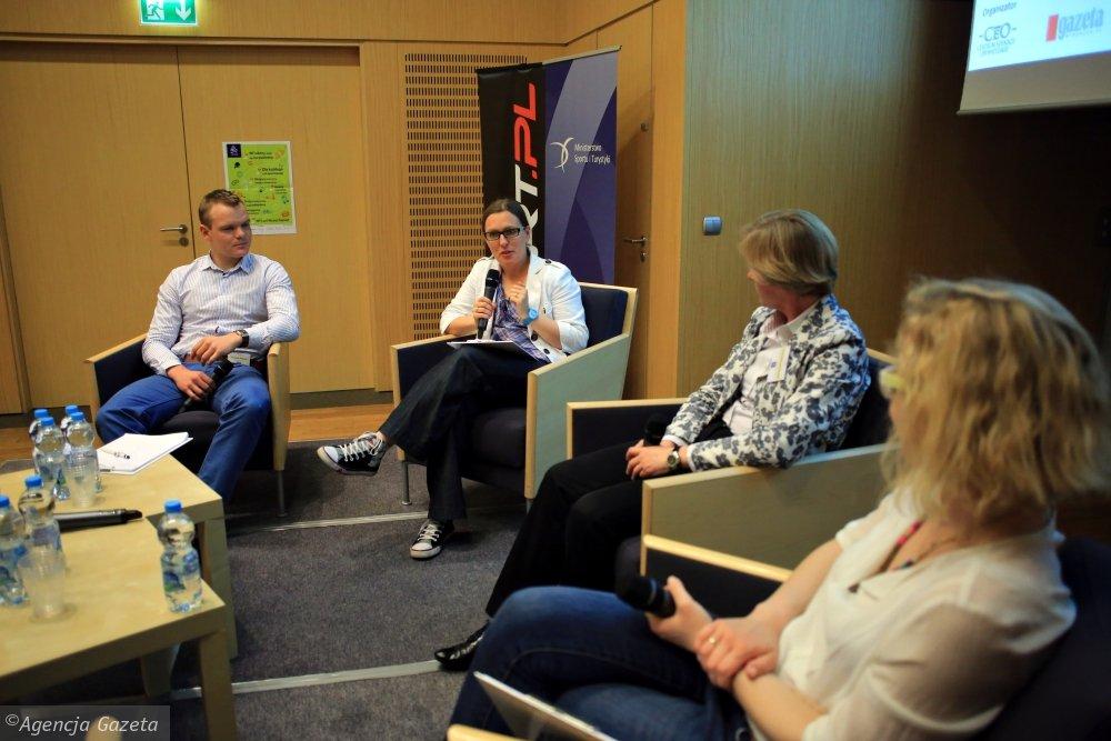 Pierwszy panel debaty WF z Klasą